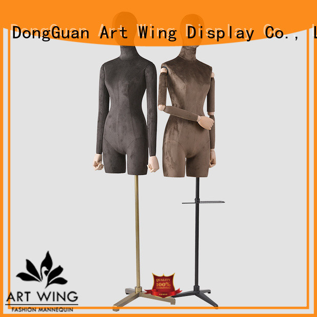 quality custom made dress form torso personalized for pants