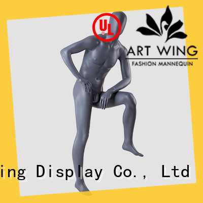 KENT-F New design antique naked  male mannequin for boutique display