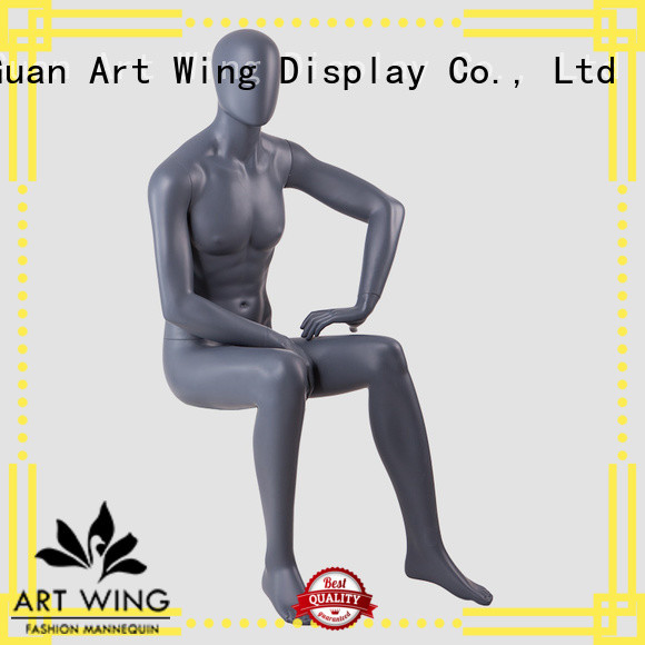 Art Wing durable plus size mannequin customized for business