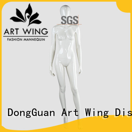 Art Wing certificated curvy female mannequin supplier for pants