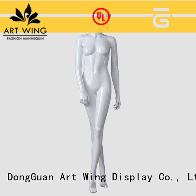 Art Wing reliable display female mannequin directly sale for display