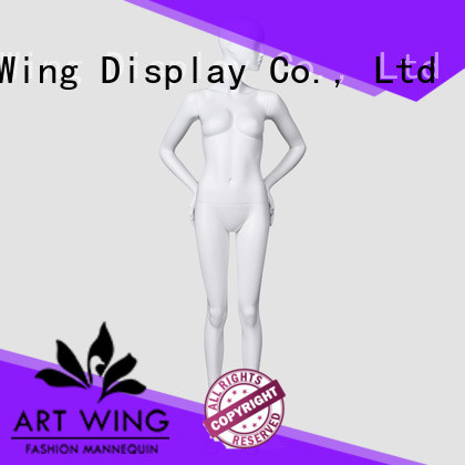 Art Wing quality seated female mannequins supplier for shrit