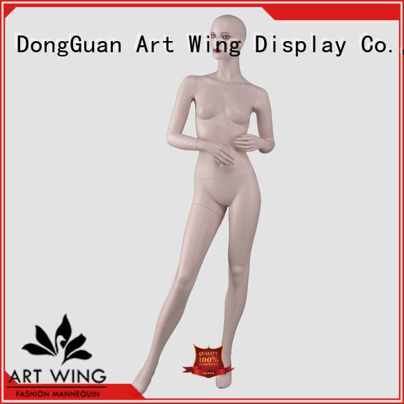 Art Wing forms store mannequins factory for modelling