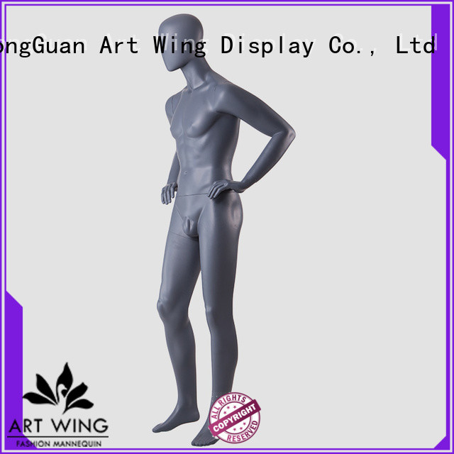 Art Wing man athletic mannequin series for display