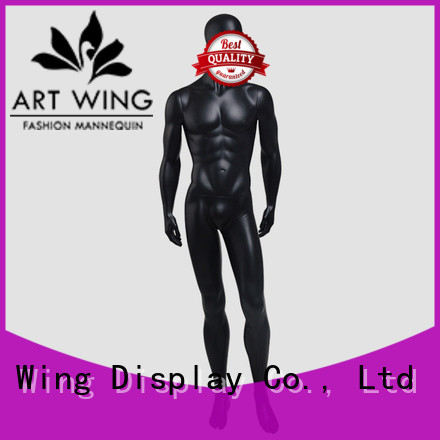 Art Wing black mannequin dress form with stand inquire now for clothes