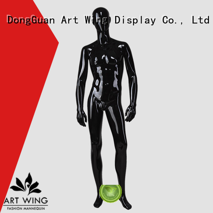 Art Wing male mannequin body male supplier for supermarket