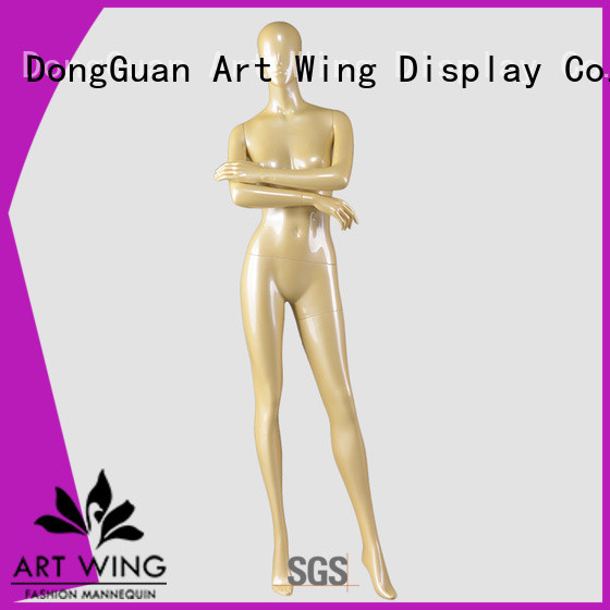 Art Wing sturdy resin mannequin supplier for shrit