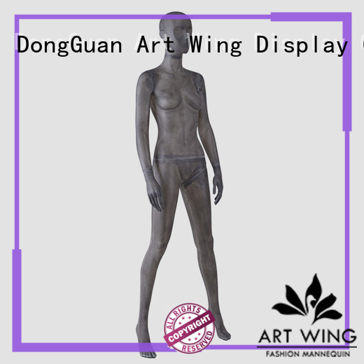 Art Wing standing mannequins full body directly sale for mall