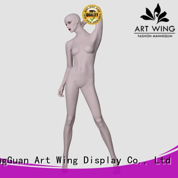 Art Wing popular egghead mannequin design for modelling