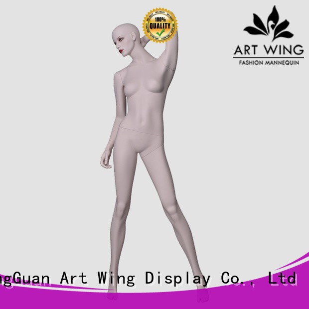 Art Wing popular egghead mannequin design for modelling