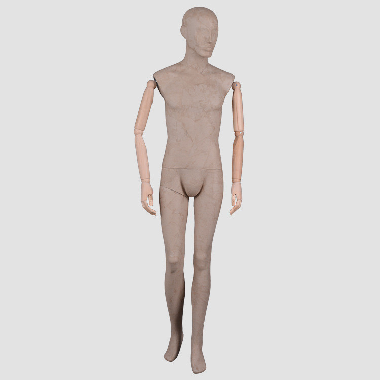 DFM-WPT-F Male Clothing Mannequin high quality