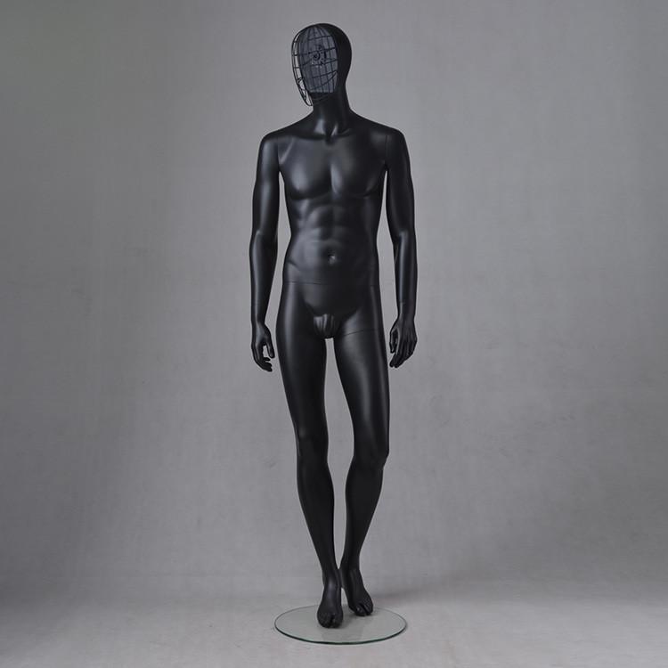 YSM-11 Fiberglass mannequin male full body mannequin
