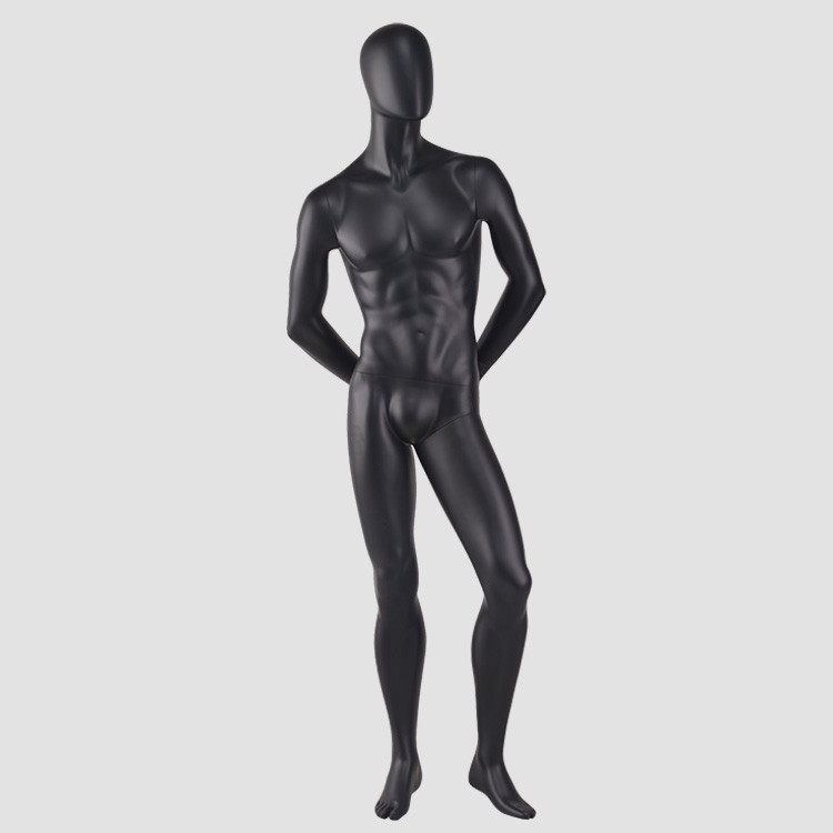 CM-29 muscular male mannequin fashion window display vintage mannequins