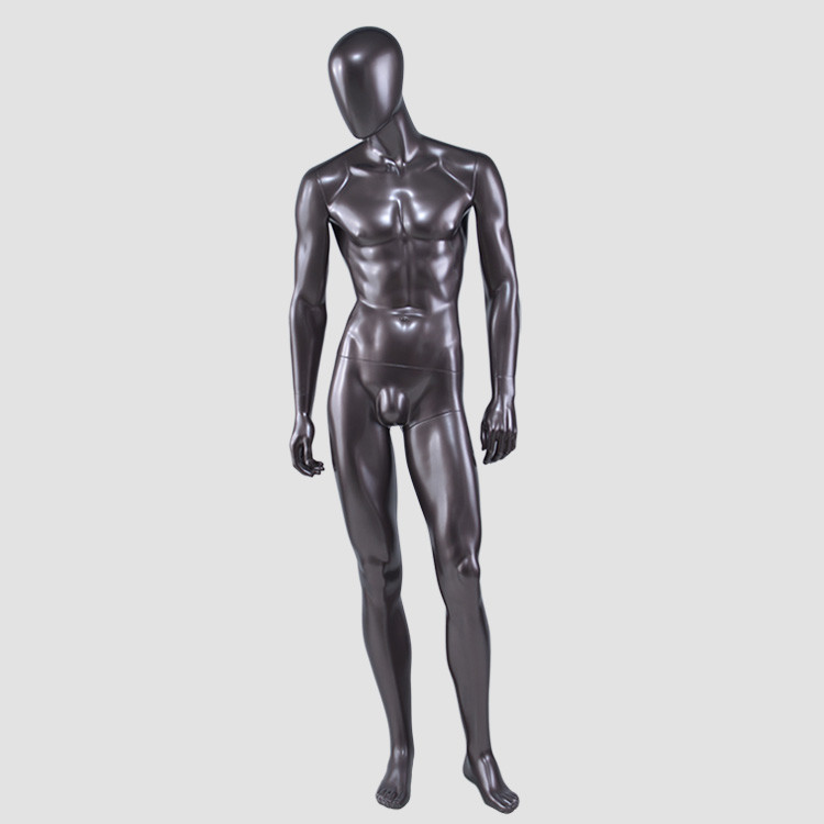 YSM-2 High-end sexy lifelike full body muscle male mannequin for display