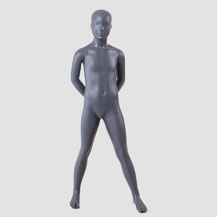 BC-KIDS-D Full body custom kids mannequin for display
