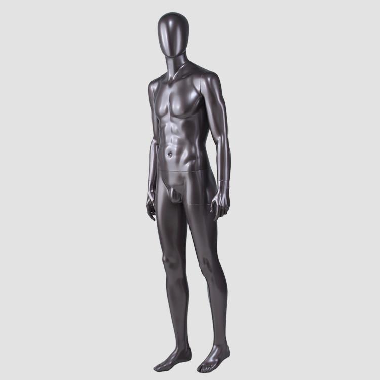 YSM-9 Custom male adjustable mannequin vintage mannequin stand