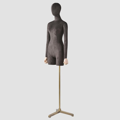 UP-B Half-body wrapping Custom Dress Form Female