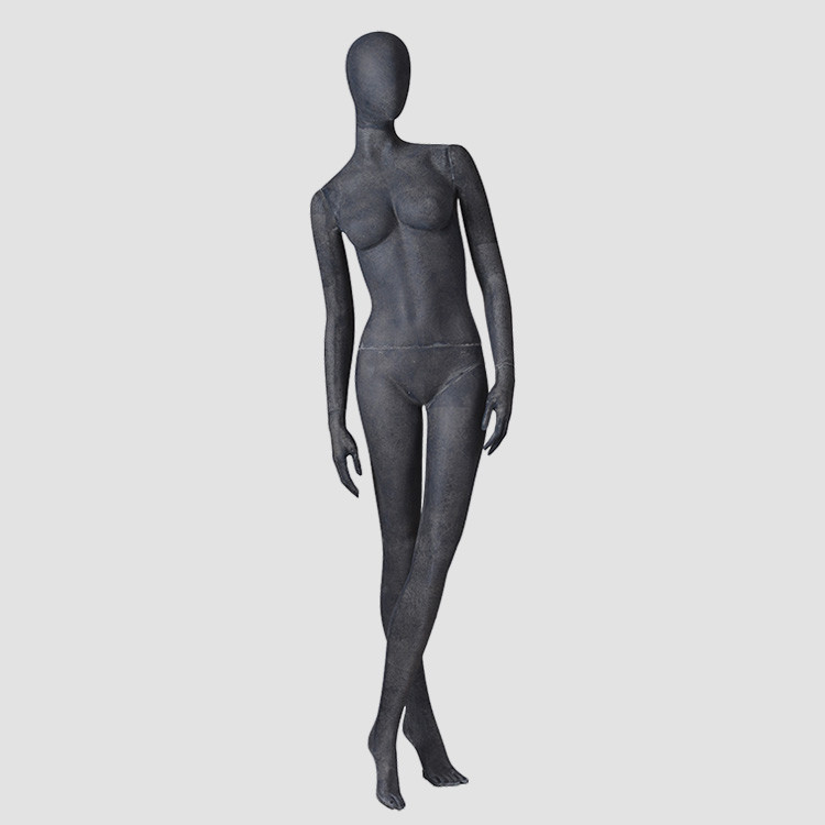 MPF05 Lifelike female mannequin model full figure flexible poseable mannequin