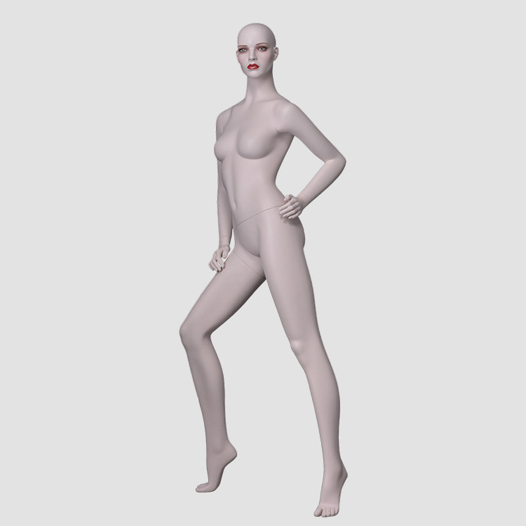 NF-17 Full body female lingerie dummy large bust mannequin manikin for clothes