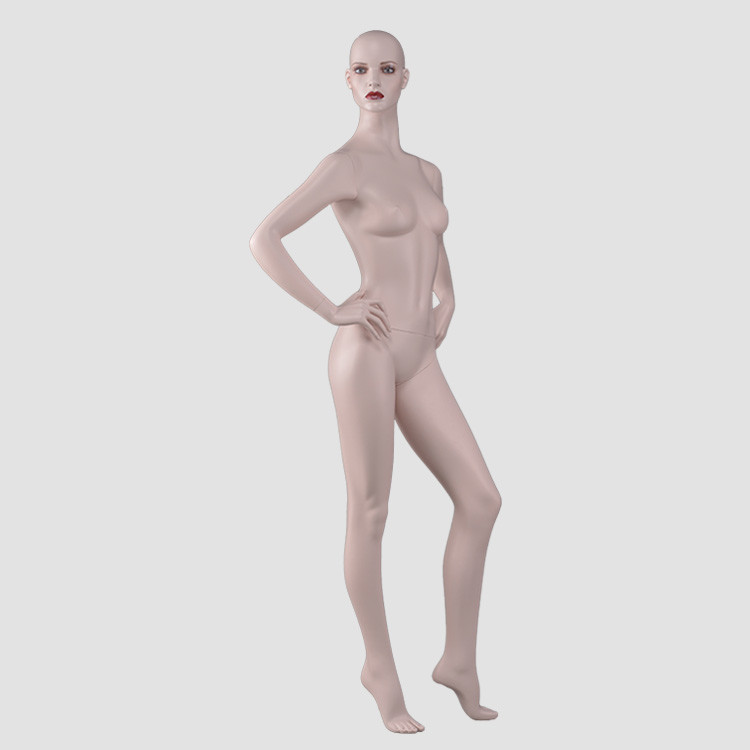 NF-10 Standing female full body mannequin for mannequin shop	display