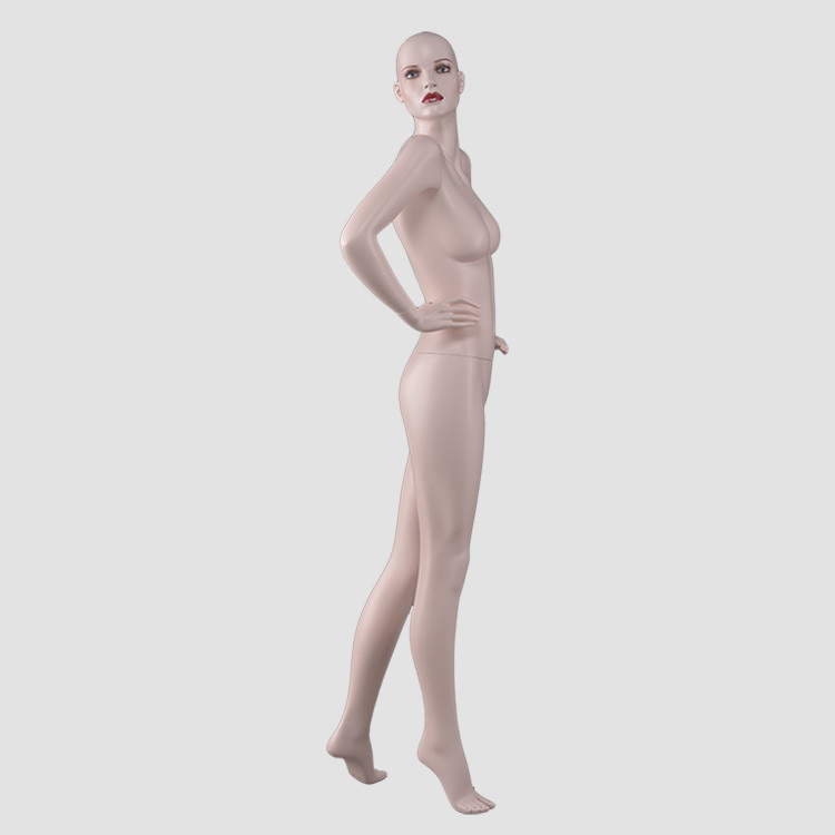 NF-12 Sexy likelife make-up realistic female mannequin for display
