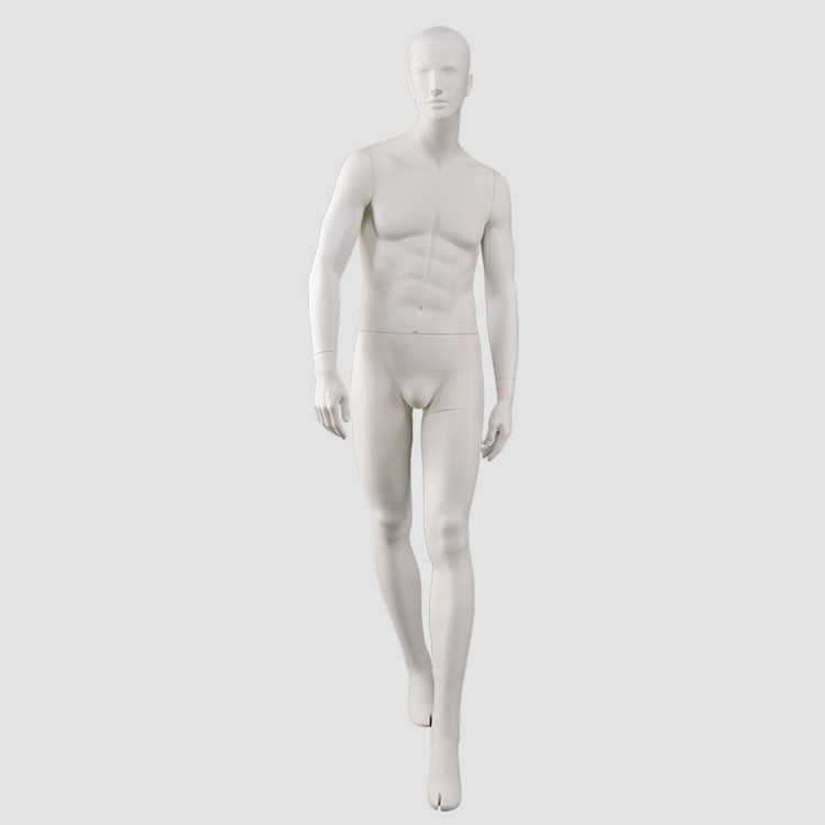 MKHF-3 Moveanle mannequin male full body realisct whtie mannequin on sale