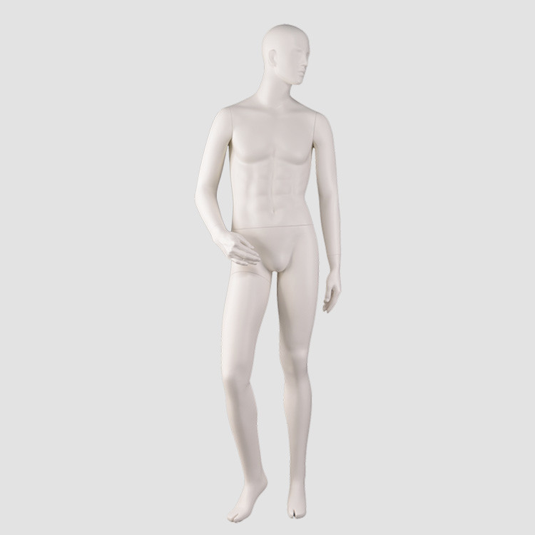 MKHF-6 Stadning realistic male manikin mannequin for window display