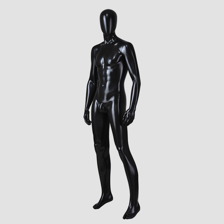M-2206 Muscle black male sports mannequin full body for sale