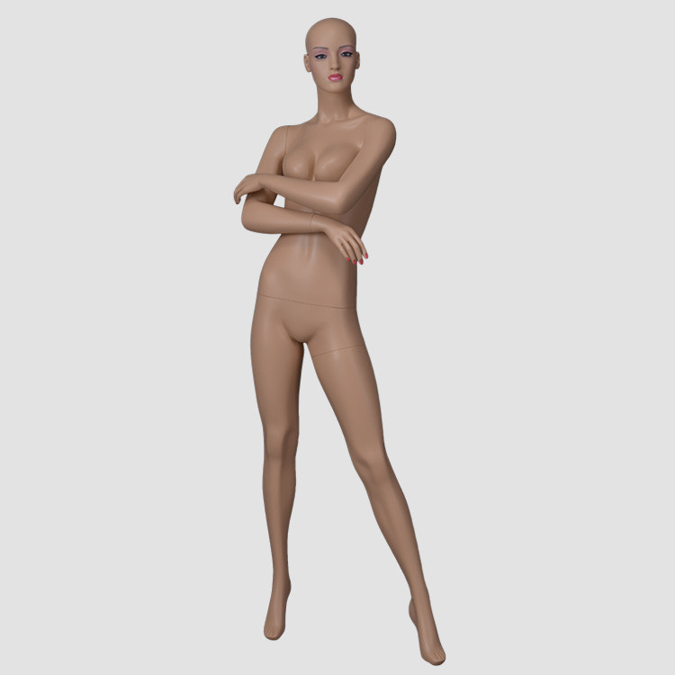 KS-93 Fashion fiberglass painting mannequin women for clothes display
