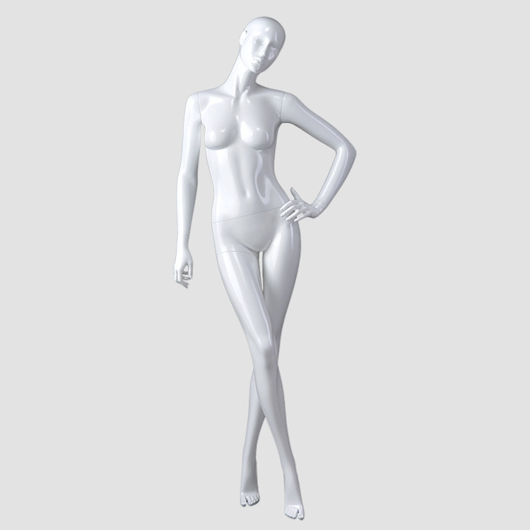 KF-02 Full body mannequins realistic girl display manikin for clothes