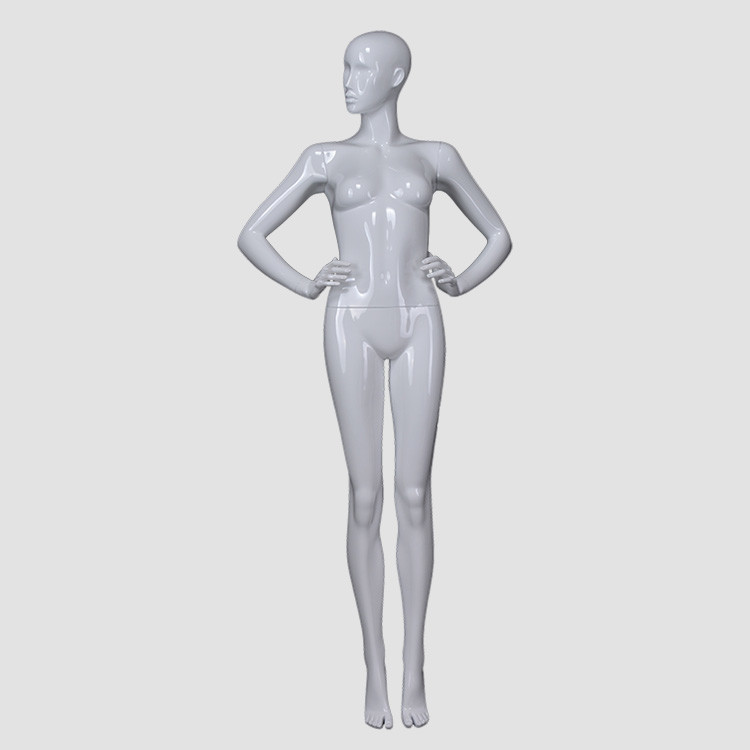 KF-09 Standing tall female mannequin realistic mannequin ladies on sale
