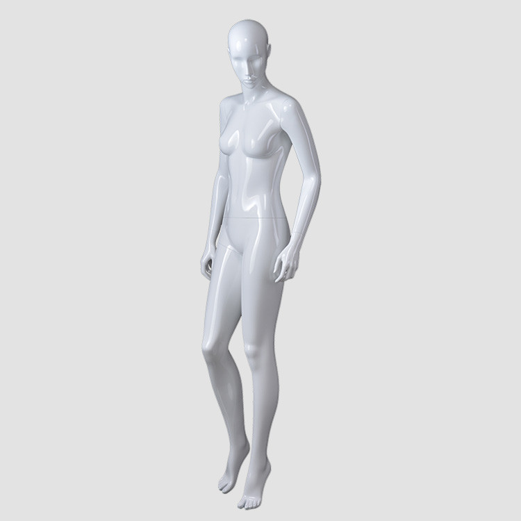 KF-11 Full body female dummy life size whole mannequins dsiplay