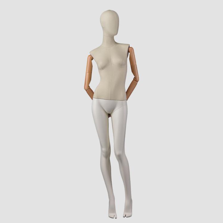 F-2203-AH Full body dressmaker dummy female dress form mannequin