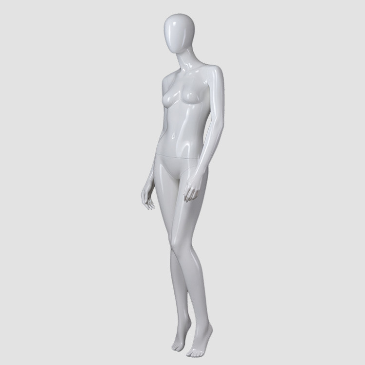 F-2206-AH whole body sexy female mannequin clothing store with crystal pearl finish