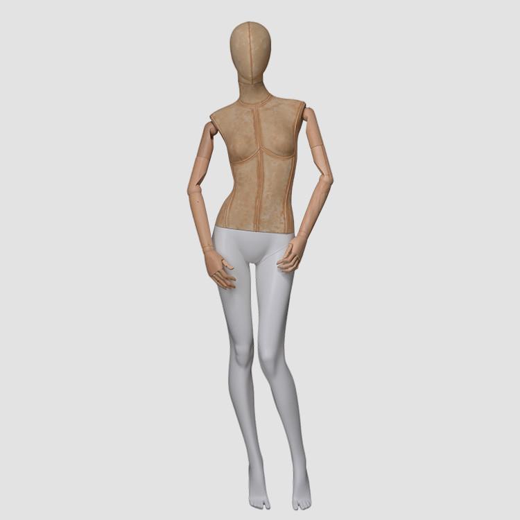 F-2206-AH Fashion female mannequins fashion window display mannequins