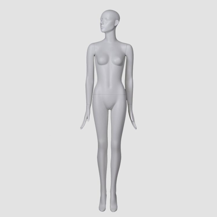 CX-1 Fashion new fiberglass standing female mannequin for sale