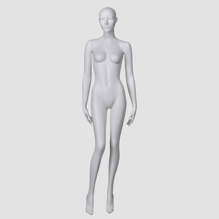CX-7  Custom fiberglass female mannequin stand woman full body mannequins
