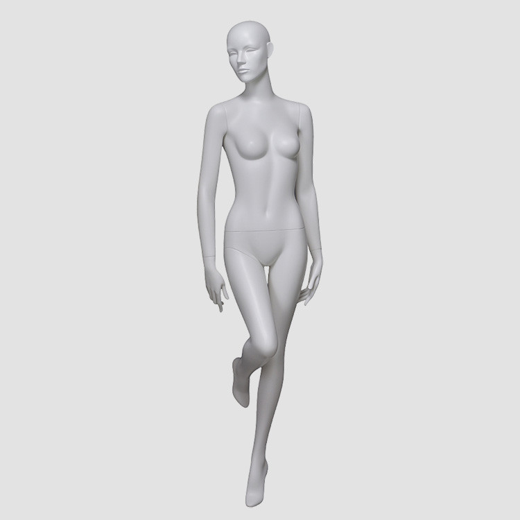 CX-10A White lifelike female mannequin realistic mannequin for clothes