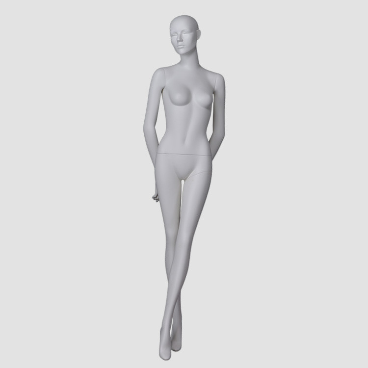 CX-10C Fashionable young nude female mannequin clothing display dummy