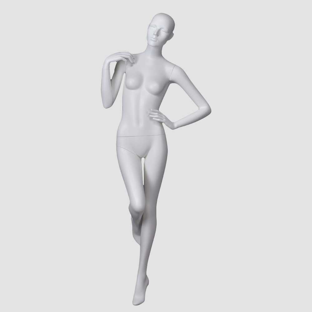 CX-11 Elegant young fashion lady  female mannequin model for window show display