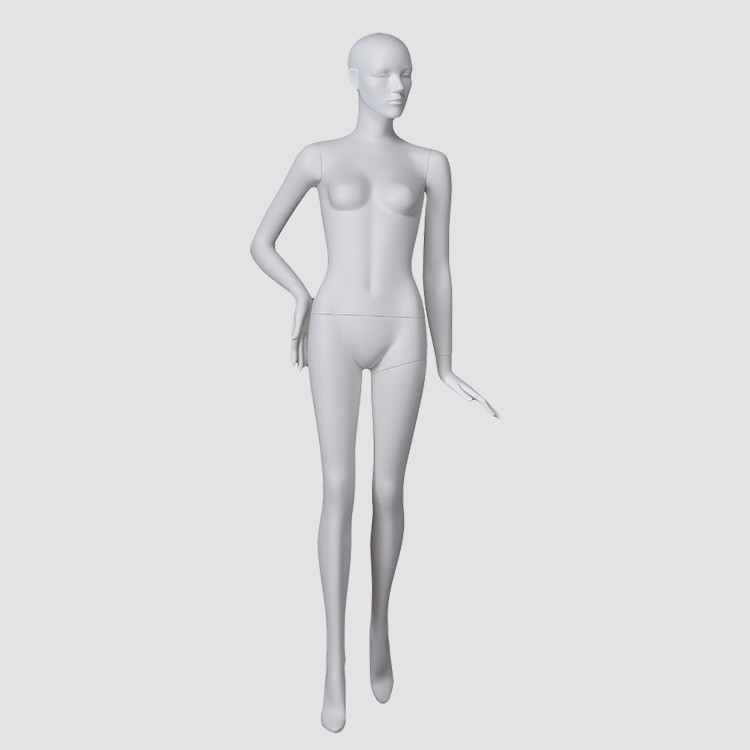 CX03 Custom store display mannequin female movable Type