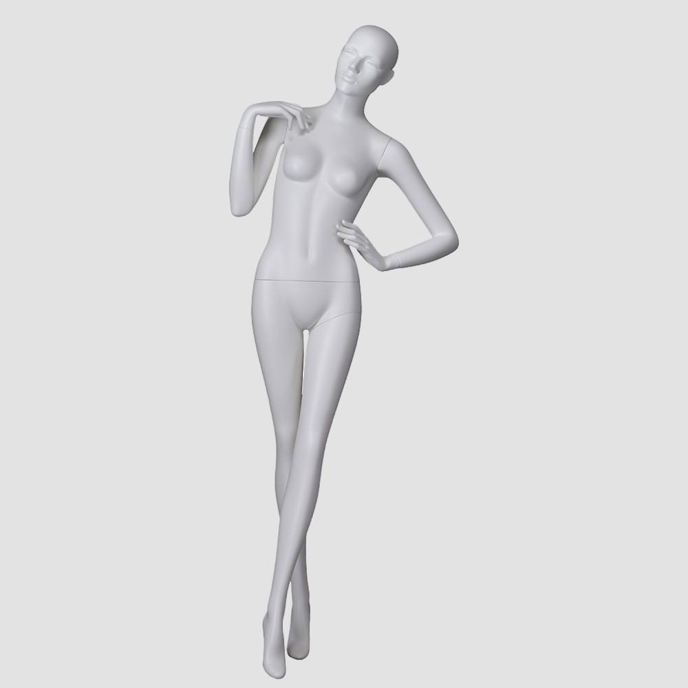 CX-11-10 Lifelike  female full body mannequin fashion for wedding dress