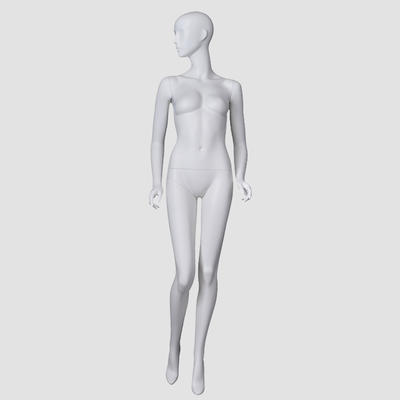 BW-4 Moveable mannequin woman full body female dummy torso for clothes display