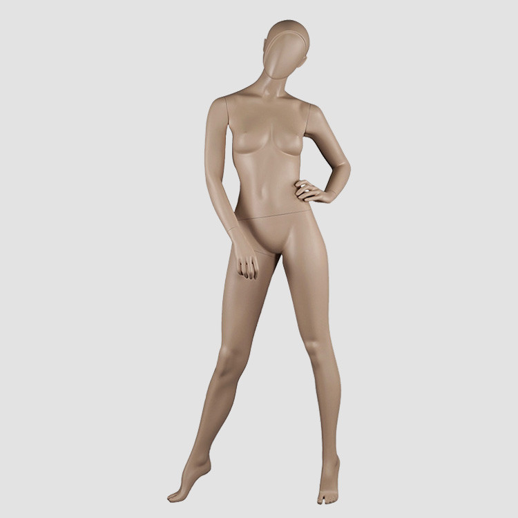 BS-5 Fiberglass women mannequin full body display mannequins