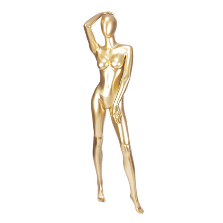 MNF-2 Customized full body female standing dress display mannequin