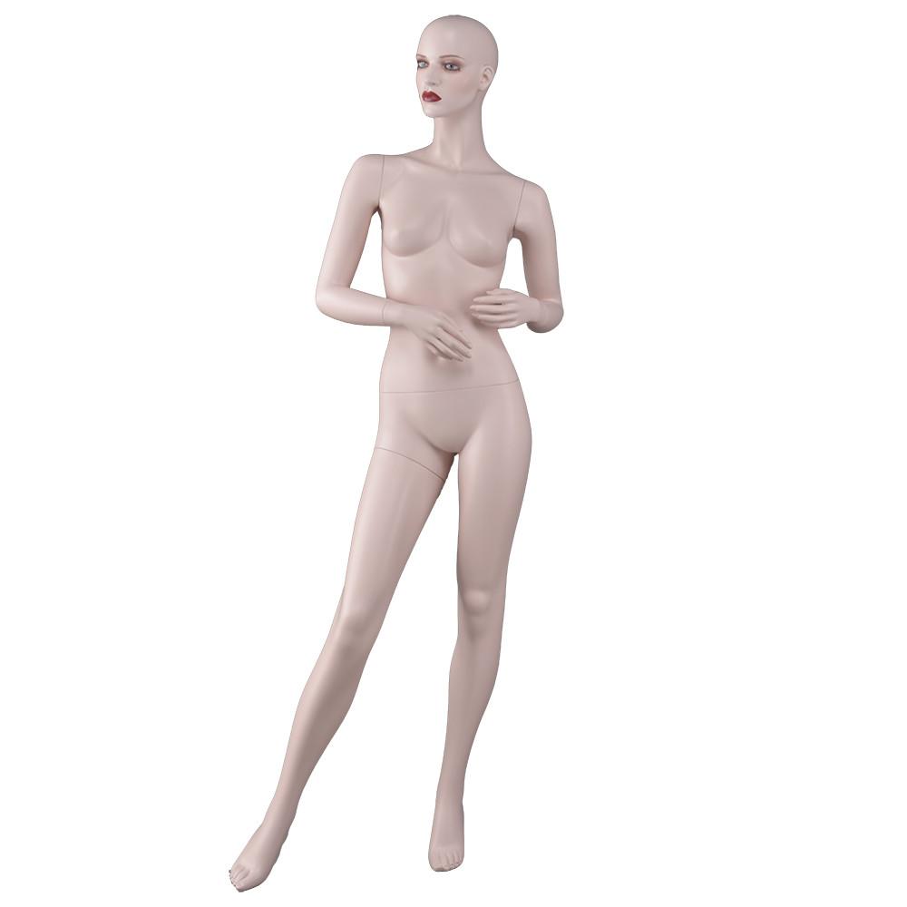 NF-9 Higt quality female make-up mannequin for dress shop display