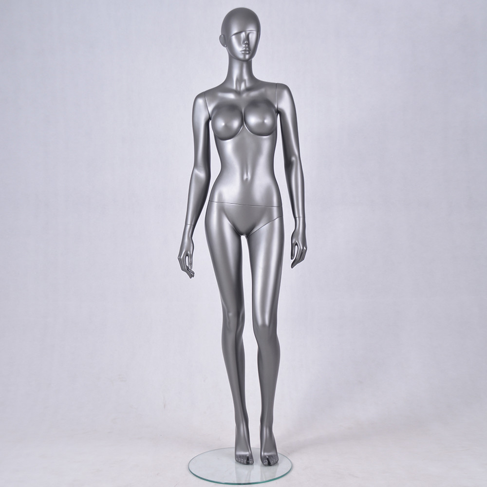AFF-SRU-E Sexy female big breast dummy mannequin for clothes display
