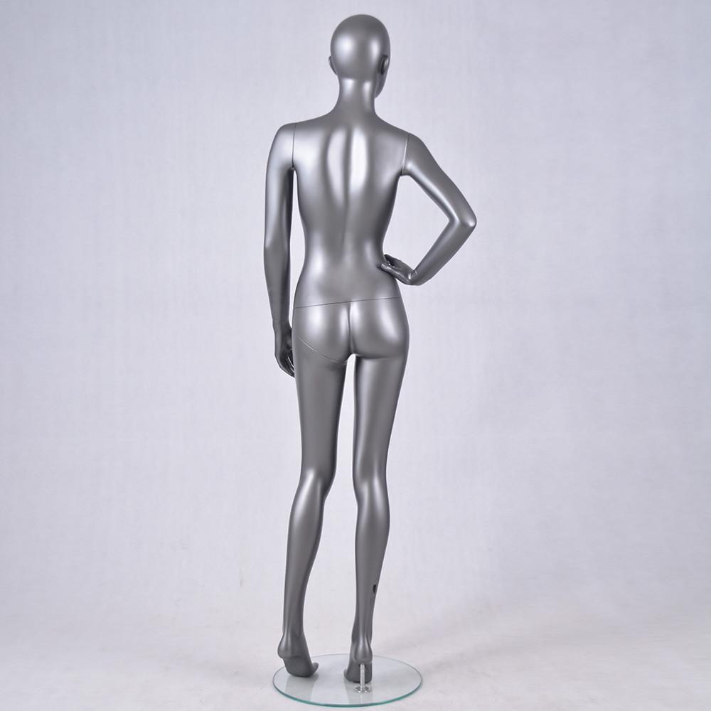 AFF-SRU-D Full body big breast female forms mannequin for showcase display
