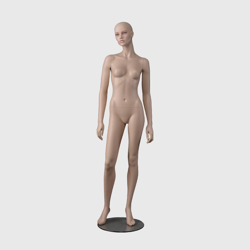 LOF-5A full body skin color female mannequin