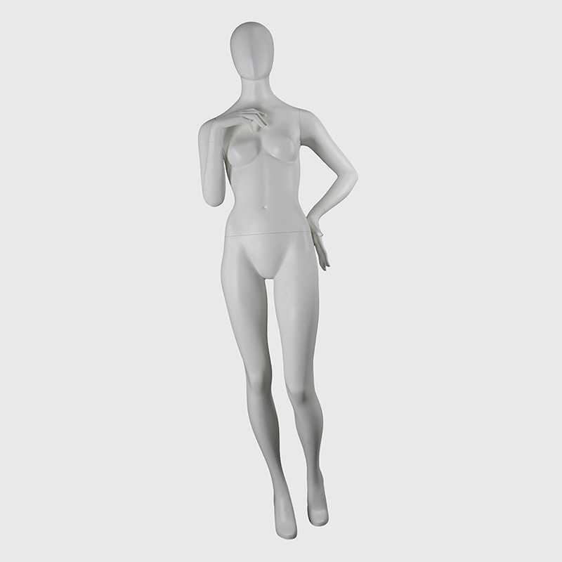 RTF-6 factory supply fiberglass female mannequin